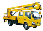 China 2T Lifting Capacity XCMG Bucket articulating boom truck 360 Slewing Angles factory
