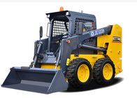 China Mini All wheel drive XCMG power rent skid steer loader XT740 skid steering for Sale factory