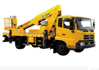 China XCMG 21M aerial working platform truck Special Purpose Vehicles XZJ5100JGK factory
