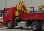 China Durable XCMG Knuckle Boom Truck Mounted Crane 6300kg Safety For Mining Industry factory