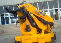 China Durable 25 Tons Commercial Knuckle Boom Truck Mounted Crane, 19m Lifting Height factory