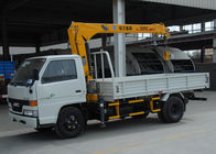 Good Quality Boom Truck Crane & Lifting Hydraulic Truck Mounted Crane, Fast Response Telescoping Boom Crane on sale