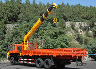 China Durable 12 Ton Truck Loader Crane CE Certification For Transportion factory