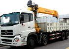 China Mobile Telescopic Boom Truck Crane, 16T 20000mm Lifting Height company