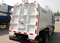 China Hydraulic Side Loader Garbage Truck 5000L Special Purpose Vehicles For Collecting Refuse factory