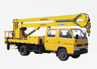 China Durable 8.1m High Lifting Platform Truck Mounted Lift With 200kg Max factory