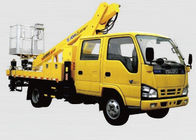 China Durable Basket Truck Mounted Lift , 16m XCMG Articulating Boom Lift factory