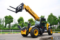China High Efficiency XC6-3007 Telescopic Boom Forklift / Telehandler Safety Deutz Engine Fork Length 1200mm factory