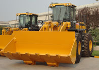 China LW800KN Wheel Loader Earthmoving Machinery With Dual-pump Combined Technology factory