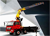 China Durable 25 Ton Articulated Boom Crane , Transportation Truck Loader Crane factory