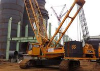 China Knuckle Boom Length 81m Hydraulic heavy lifting cranes 150ton XGC150 factory