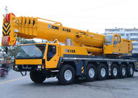 China Durable 160Ton Hydraulic Mobile Crane , All Terrian Crane QAY160 factory