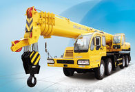 China Durable Municipal Services QY50B.5 Truck Crane With Hydraulic Mobile Crane factory