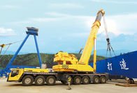 China Durable All Terrian Crane QAY500 Hydraulic Mobile Crane With Digital Indicator factory