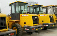 China Four-Wheel Drive LW188 Mini Loader Earthmoving Machinery For Narrow Working Area factory