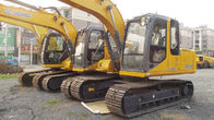China Fuel Saving Earthmoving Machinery XE150D Excavator With Caterpillar Technology factory