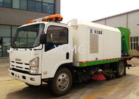 China Tunnel And Bridge Washing Road Sweeper Truck 8tons With Washer factory