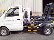 China Hook Lift Garbage Truck 1Ton Special Purpose Vehicles For Refuse Collection XZJ5020ZXXA4 factory