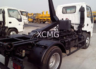 China Special Purpose Vehicles For Loading , Unloading , And Transport Garden Garbage XZJ5100ZXX factory