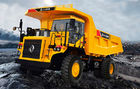 China Mining Articulated Dump Truck 45 Ton 6 - 8L Engine Capacity 8450*5100*4100mm factory
