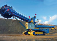 China DWY3000 coal loading unloading full hydraulic bucket wheel excavator for mining use factory