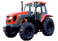 China Durable Four Cylinder Engine Farming Tractor , 130HP Agricultural Farm Implements factory