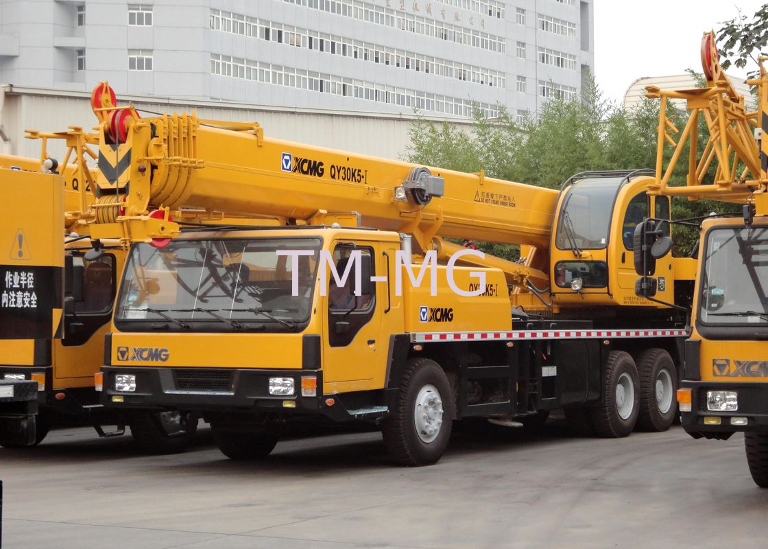 Mobile Crane Axle Loads : China heavy axle hydraulic mobile crane qy k i for
