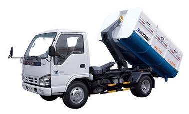 9tons Hook Arm Garbage Truck , Special Purpose Vehicles Arm Roll Truck XZJ5160ZXX