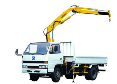 China Structure Knuckle Boom Truck Mounted Crane, 5.5m Max Reach Height factory
