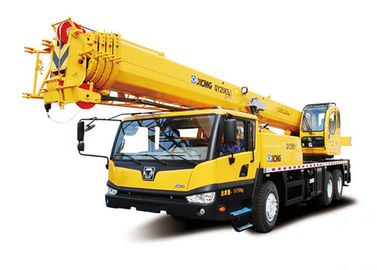 Durable QY25K5-I Truck Crane Hydraulic Mobile Crane With Extended Streamline