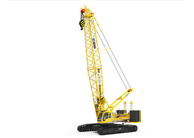 China 180 ton Jib 33.5t crawler crane boom XGC180 Max Speed 1.3Km / h factory