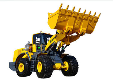 LW900KN - LNG Yellow Wheel Loader earthmoving machines Excellent performance