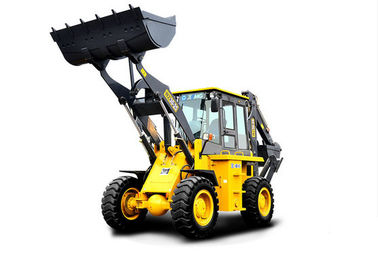 China 1M3 Bucket 0.3m3 earth digger machine / WZ30-25 mini backhoe loader factory