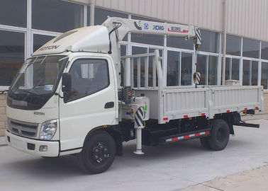 Durable Light Commercial Mobile Truck Loader Crane , 3.2 Ton Crane