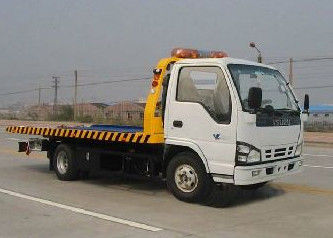 HIgh quality  40KN 3000kg Wrecker Tow Truck Useful With Hydraulic Sealing System
