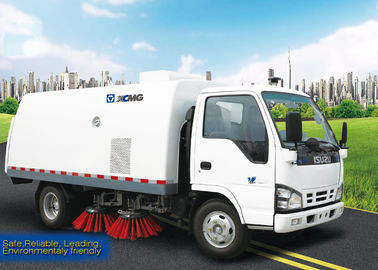 China Road Sweeper Truck 1000L Special Purpose Vehicles For Urban Road Water Spray factory