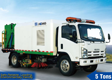 China Rinsing And Sewage Recovery Road Sweeper Truck, Special Purpose Vehicles factory