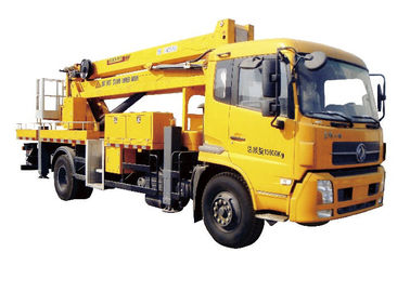 Good Performance Truck Mounted Lift 18m Max Operating Radius For Over Machinery,with CE