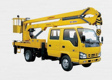 Durable Aerial Working Truck Mounted Lift 9.1m 2000kg For Reaching Up