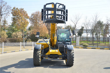 China High Efficiency Telescopic Forklift Truck Standard Auxiliary Hydraulic System factory
