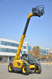 China Durable Telescopic Telehandler Forklift / Xcmg Extended Boom Forklift Deutz Engine factory