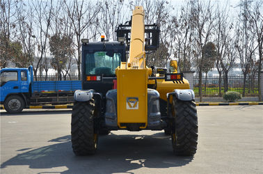 China XCMG XC6-3007 Telescopic Telehandler Forklift Payload 3.5 Tons Max Height 7.15m factory