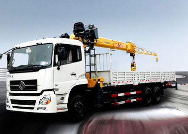 Durable Telescopic Cargo Crane Truck 12000 kg Mounted Crane 4250 kg