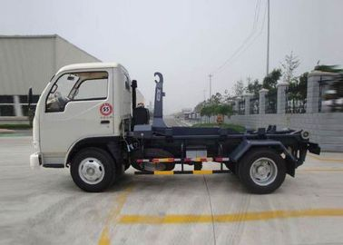 2tons Hook Arm Garbage Truck XZJ5040ZXX For Loading , Unloading , And Transport