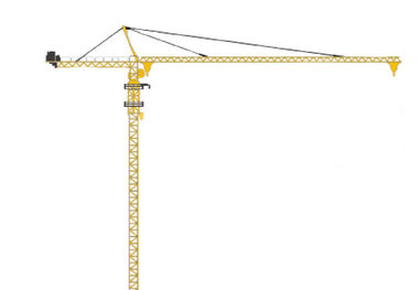 China High Efficiency XGT280A 70m 16 Ton Tower Crane For Building Construction factory