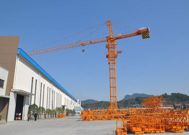 XCMG QTZ80 8 Ton 55M Building Construction Crane Easy Operation Tower Crane