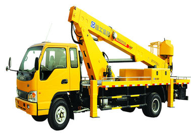 China 18m Aerial work platform heavy construction vehicles XZJ5082JGK FOR ETHIOPIA factory