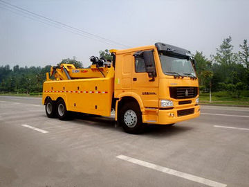 China XCMG Wrecker Breakdown Truck , Special Purpose Vehicles 7600kg factory
