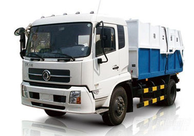 China Dumping trucks Special Purpose Vehicles XZJ5120ZLJ For Collect And Forward The Refuse factory