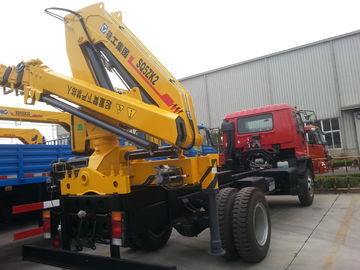 XCMG 2035kg Crane, Durable 5 Ton Hydraulic Lifting Truck Mounted Crane